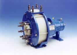Pompe centrifuge monocellulaire