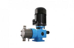 Pompe volumétrique à piston