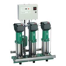 Pompe centrifuge - Groupe de suppression